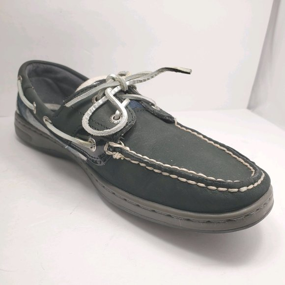 Sperry Shoes | Sperry Bluefish Black